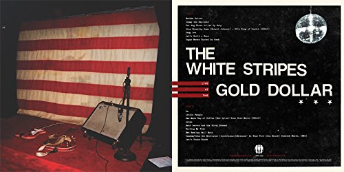 The White Stripes - Live at the Gold Dollar - Zortam Music