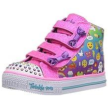 Skechers Girl's SHUFFLES - BABY TALK Sneakers