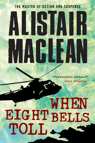 Book cover for When Eight Bells Toll