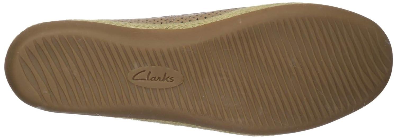 Clarks Womens Danelly Adira Ballet Flat