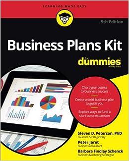 business plan kit