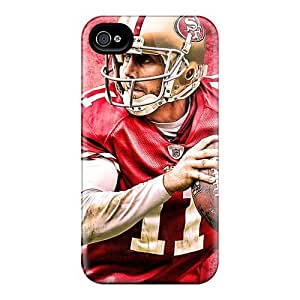 Rtc8939HOqp Fashion San Francisco 49ers For Apple Iphone 4/4S Case Cover