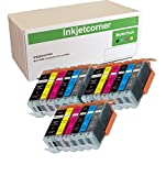 Inkjetcorner 18 Pack Compatible Ink Cartridges Replacement Review and Comparison