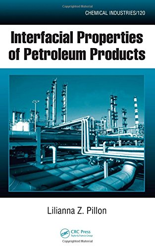 Interfacial Properties of Petroleum Products (Chemical Industries)