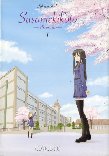 Sasamekikoto, Tome 1 (French Edition)