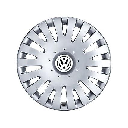 Volkswagen 3C0071456 Juego de Embellecedores de Rueda