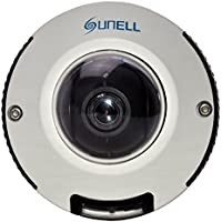 English Version Sunell 4MP Mini Dome POE Camera 2.8mm Lens 2560x1440 IR 7m Audio Alarm IP65