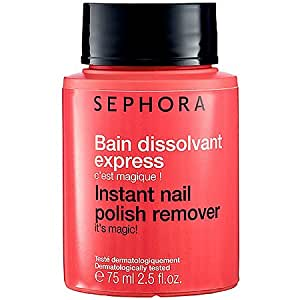SEPHORA COLLECTION Instant Nail Polish Remover 2.5 oz