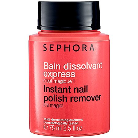 SEPHORA COLLECTION Instant Nail Polish Remover 2.5 - Instant Polish Nail Remover