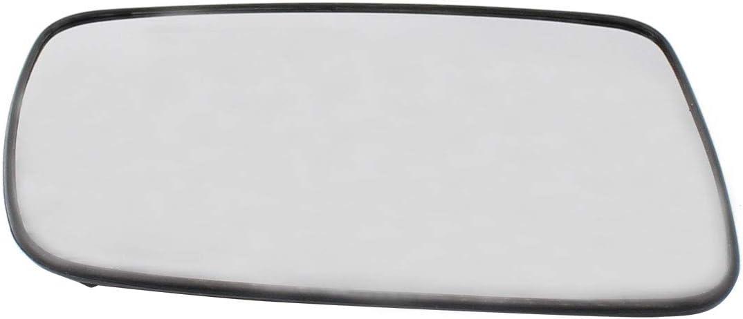 NewYall Rear Right Passenger Side Door Mirror Glass w//Plate