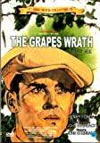 Classic Movie Collectibles The Grapes of Wrath Starring Henry Fonda Based on the Novel John Steinback Import All Region with English and Korean Subtitles