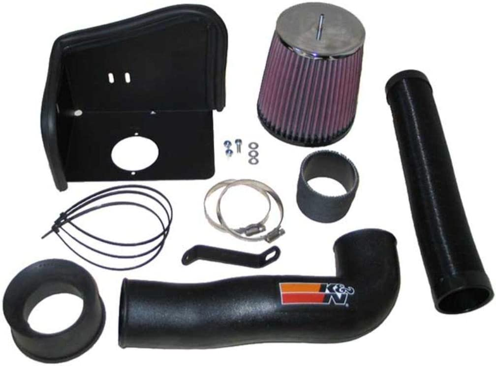 Guaranteed to Increase Horsepower: 50-State Legal: 2001-2004 MG K/&N Cold Air Intake Kit: High Performance 57I-7504 ZR160