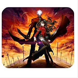 Fate Stay Night Fate Zero Saber Rin Archer Rider Anime Mouse Pad Mouse Mat (01)
