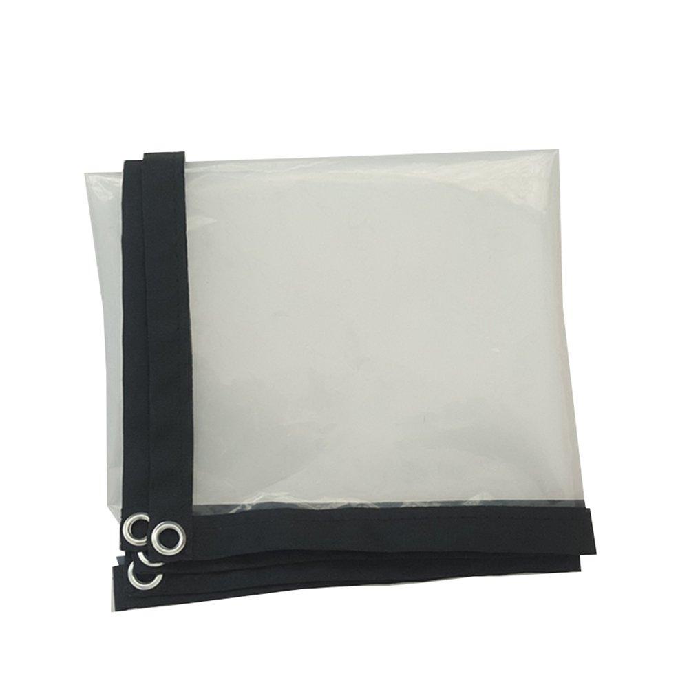 Qing MEI Transparente Poncho Klimaanlage Weichen Vorhang Dicke Plane Plane Plane Kunststoff Tuch Regen Tuch Plane Regen Tuch Isolierung Tuch A (größe   4×6m) B07J5MKXMY Zeltplanen Super Handwerkskunst 68ab37