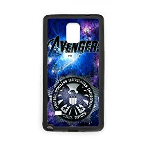 The Avengers, Customized Back Cover Case TPU For Samsung Galaxy Note4 (Laser Technology), Galaxy Note 4 Cases