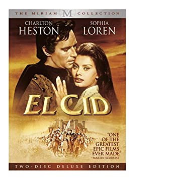 Amazon com: El Cid (Two-Disc Deluxe Edition): Charlton