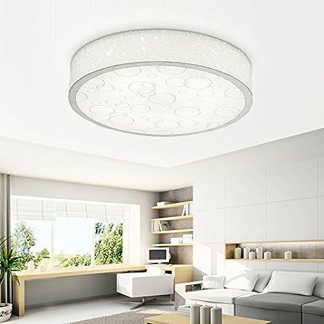 Ancernow creativa simple cálida E27 Iluminación de techo de ...