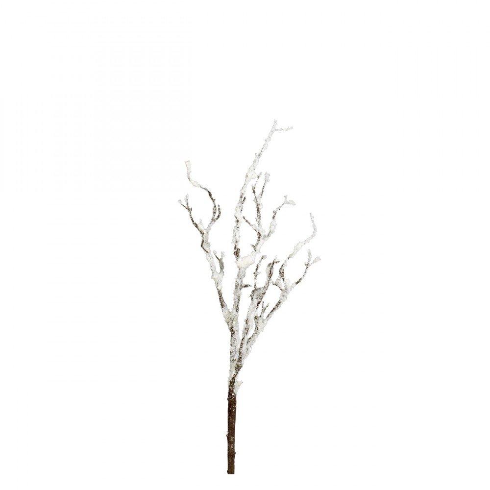 Dekozweig m.Schnee 50cm mondecor.de 303620-00