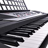 MK980 Electronic Piano Keyboard [61 keys]