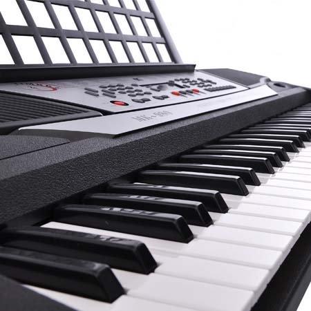 MK980 Electronic Piano Keyboard [61 keys] by GC Global Direct