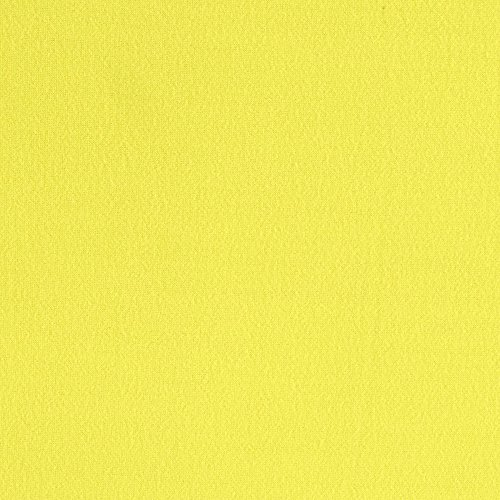 - Fabric Merchants Double Brushed Solid Jersey Knit Fabric, Yellow, Fabric by the yard