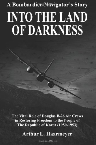 INTO THE LAND OF DARKNESS