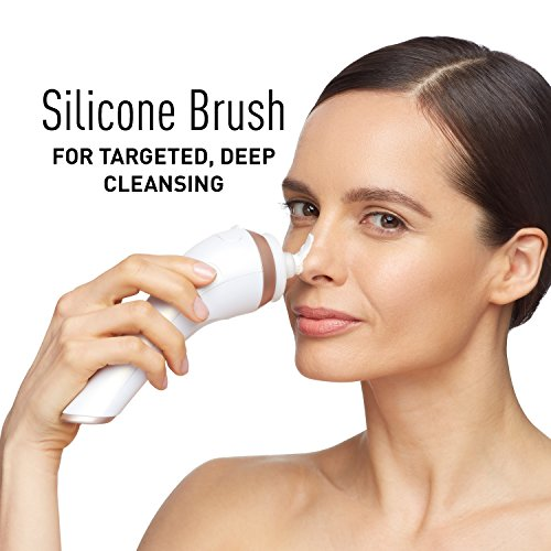Panasonic EH-XC10-N Micro-Foaming Facial Cleansing Brush with Warming Makeup Removal Plate, 20.16 Ounce by Panasonic (Image #8)
