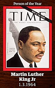 Martin Luther King Jr.: TIME Person of the Year 1963 (Singles Classic)
