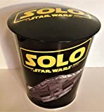#5: Star Wars: Solo Movie Theater Exclusive 130 oz Metal Embossed Popcorn Tin #2