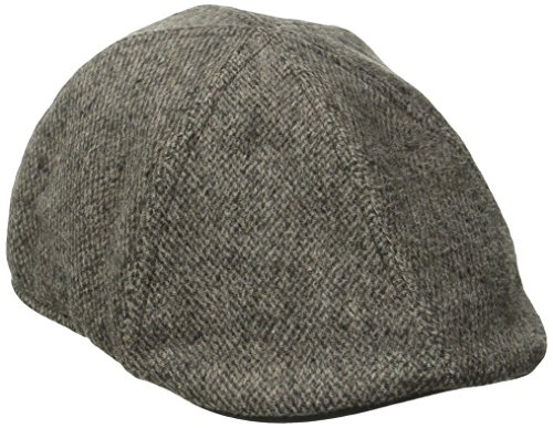 Levi's Men's Two-Tone Heathered IVY Hat,Brown/Khaki,Large/X-Large