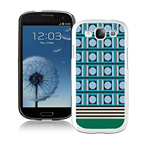Samsung Galaxy S3 Fossil 42 White Cover Case Beautiful and Charming Design