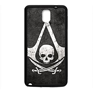 Distinctive skull Cell Phone Case for Samsung Galaxy Note3