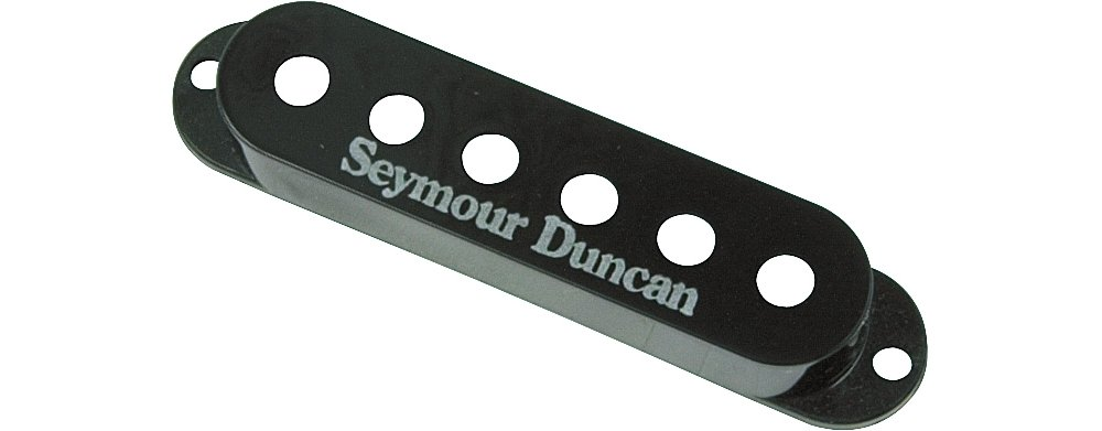 Seymour Duncan Single-Coil Pickup Cover Black by Seymour Duncan (Image #2)