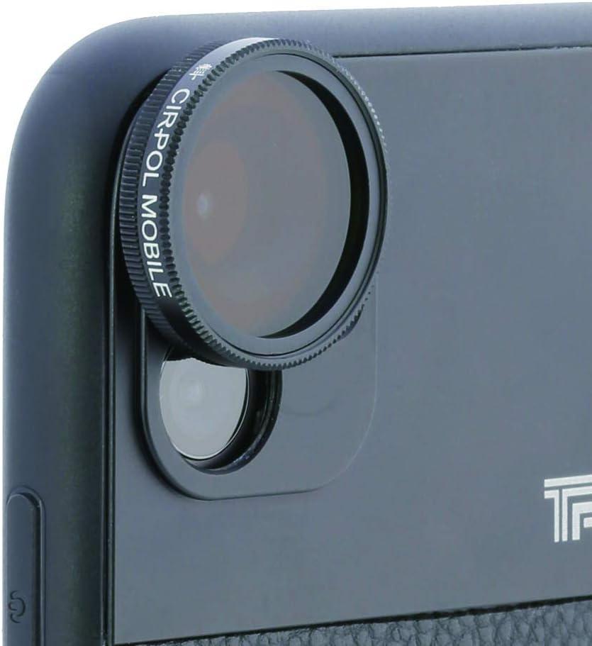 DCKina Customized CPL/Optical Circular Polarizing Filter Lens Circular Polarizer Filter for Apple iPhone 11 Pro