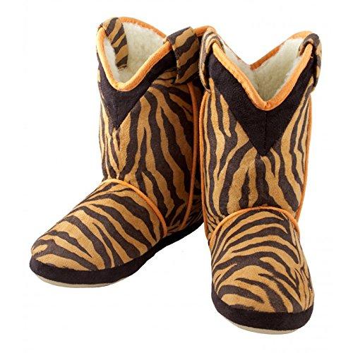- Cowgirl Slipper Boots Tigress (Small)