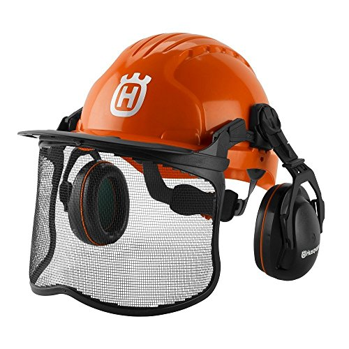 Forest Helmet, Orange - Husqvarna 592752602