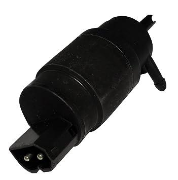 AERZETIX: Bomba de agua para limpiaparabrisas C19983 compatible con 61661380066 61661377830