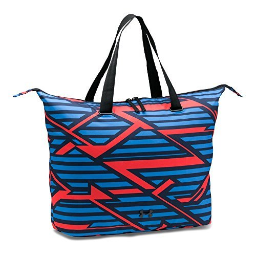 Under Armour On The Run Tote, Midnight Navy/Black, One Size [並行輸入品] B07F4G5TY2