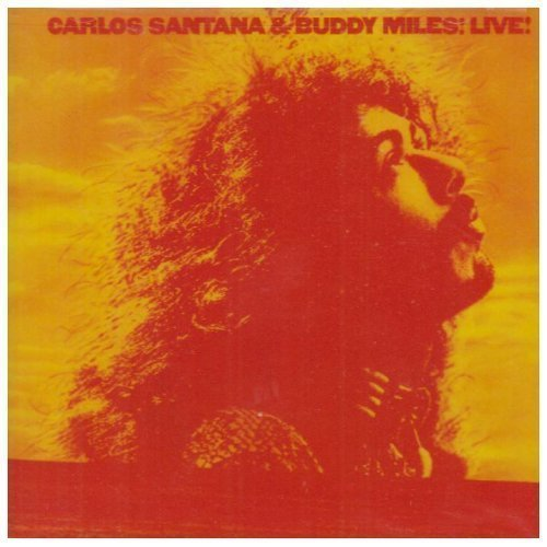 Carlos Santana & Buddy Miles Live! by Columbia Records