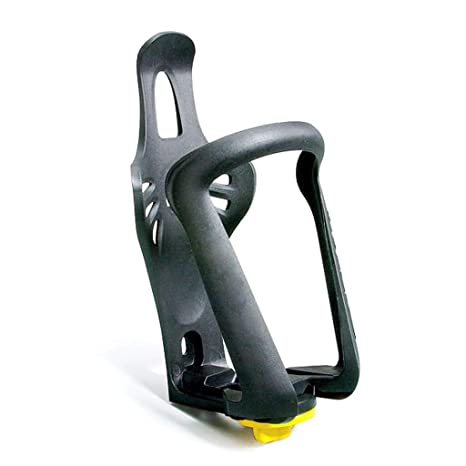 YTSZM Portavasos De Plástico para Bicicletas Portacillas De Bicicleta De Montaña Ajustables (Color : Negro