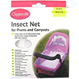 Clippasafe Insect Net for Prams and Carrycots