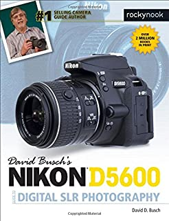 Amazon com: Nikon D5600 For Dummies (For Dummies (Computer