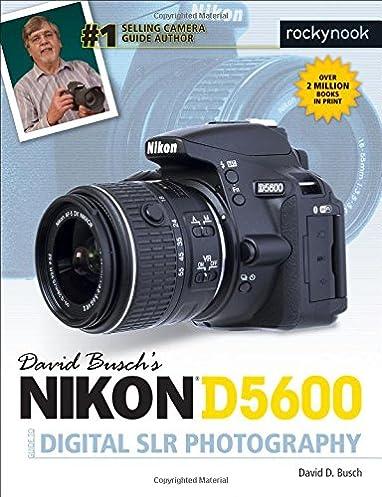 david busch s nikon d5600 guide to digital slr photography david d rh amazon com Digital Backdrops Photography Props A Short Course Digital Photography Book