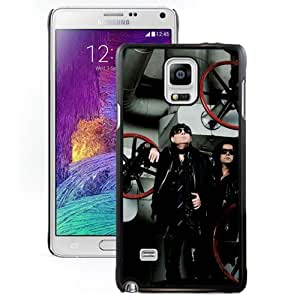 Beautiful Designed Cover Case With Scorpions Band Members Pipe Valve For Samsung Galaxy Note 4 N910A N910T N910P N910V N910R4 Phone Case