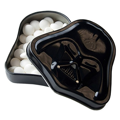 Price comparison product image Official Darth Vader Mints in a Tin Gift Box