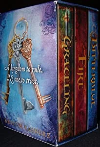The Gracling Realm Box Set (Graceling, Fire, and Bitterblue)