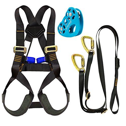 zipline trolley harness - 8