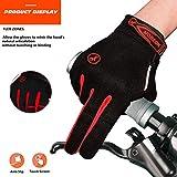 BIKINGMOREOK Cycling Gloves Mountain Bike Gloves