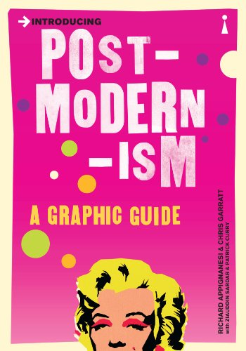 Introducing Postmodernism: A Graphic Guide (Introducing...) cover