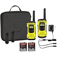Motorola T631 Talkabout Radio, 2 Pack